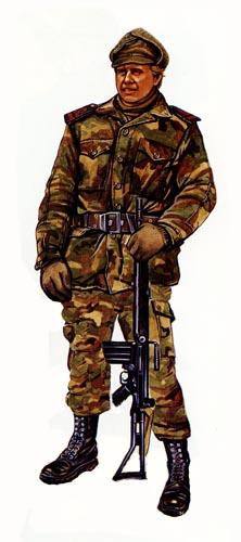 |Megapost| Soldados Argentinos y Britanicos en las Malvinas