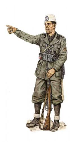 Soldados, Uniformes y Escenas de la Segunda Guerra Mundial (Dibujos y Pinturas) Camisa-negra-1-legion-albanian-mvzn-gracia-1941-e1301437193589