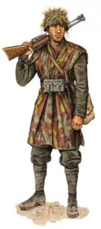 Soldado, 84 Regimiento de Infantería, División de Infantería Venezia, Yugoslavia 1942.