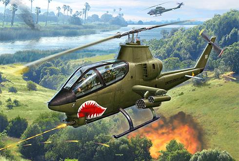 Bell AH-1 G COBRA, Ejército de los Estados Unidos.
