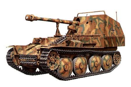 Marder III Ausf. M, 7.5cm Pak 40-3 auf Gw.38t Sd.Kfz.138.