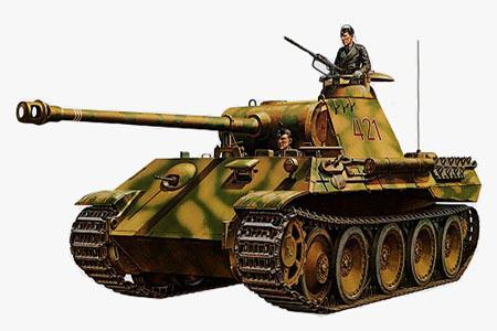 Panzerkampfwagen V Panther Sd.kfz.171 Ausf.A