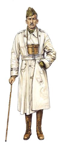 General de División, Septiembre de 1918.