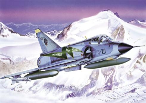 Dassault Mirage III E, Fuerza Aérea Australiana, 1968.