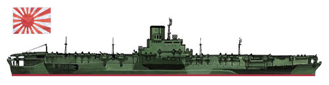 Portaaviones Shinano 1944
