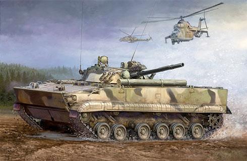 Vehículo de combate de infantería BMP-3, Ejército Ruso.