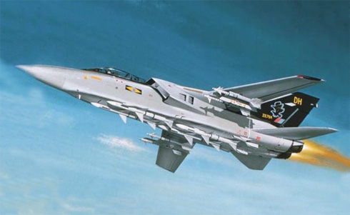 Panavia Tornado ADV, Royal Air Force.