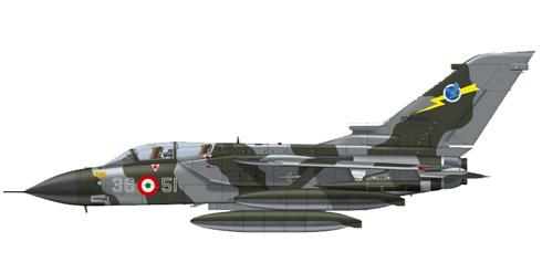 Panavia Tornado IDS, 36º Escuadrilla, Fuerza Aérea Italiana, 1990.