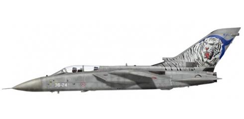 Tornado F MK.3, NATO Tiger Meet, Italian Air Force.