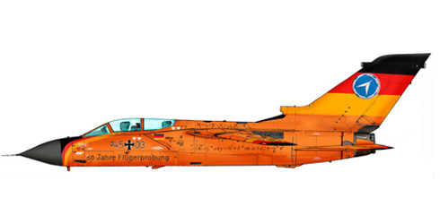 Tornado IDS, Luftwaffe, Germany Air Force