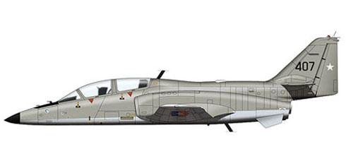 CASA C-101 Aviojet, Fuerza Aérea de Chile.