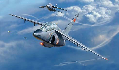 Dassault Alpha Jet E, Armée de l'Air, Base deTours.