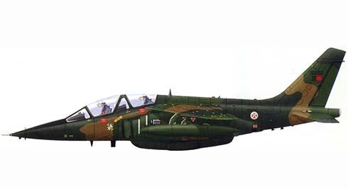 Dornier Alpha Jet A, Esquadra 301 'Jaguares', Força Aérea Portuguesa, 2002.