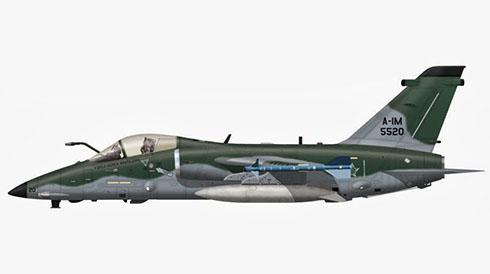 Embraer AMX A-1B, Esquadrão Centauro, Força Aérea Brasileira.