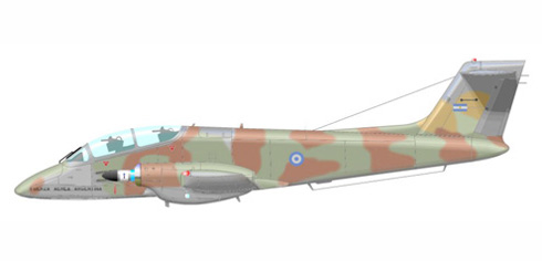 FMA IA-58 Pucará, Fuerza Aérea Argentina, Malvinas.