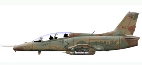 Hongdu JL-8-K-8 Karakorum, Fuerza Aérea de Bolivia.