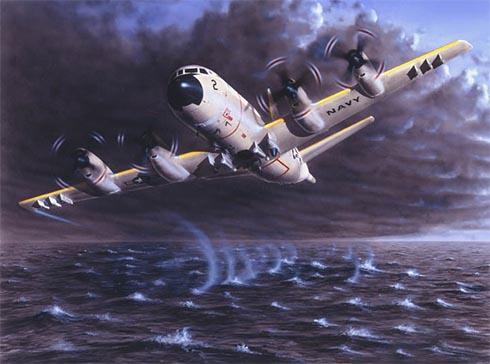 Lockheed P-3 C Orion, Marina de los Estados Unidos.
