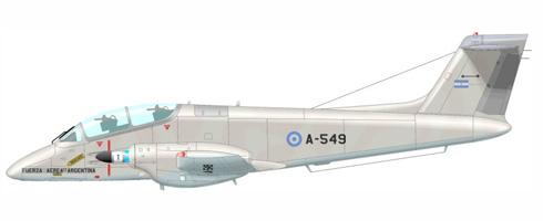 Pucará FAA 6