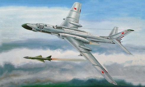 Tupolev Tu-16K-10 Badger-C, Fuerza Aérea Soviética.