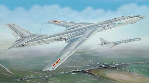 Tupolev Tu-16K-26 Badger G (Xian H-6)