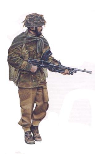 Soldados, Uniformes y Escenas de la Segunda Guerra Mundial (Dibujos y Pinturas) Soldados-britanicos-1c2aa-division-aerotransportada-arhem-1944