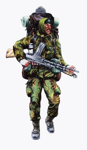 dibujos de soldados de la guerra de las malvinas