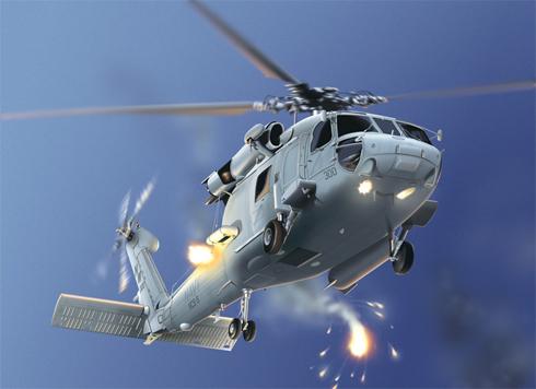 Sikorsky HH-60 H SeaHawk, U.S. Navy.