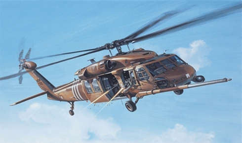 Sikorsky MH-60 G Pave Hawk, U.S. Armed Force.
