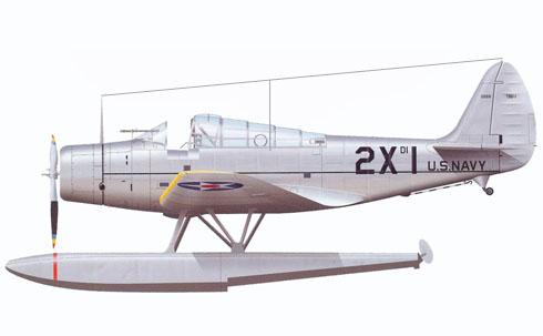 Douglas TBD-1A Devastator, Puesto Naval de Torpederos, Base Naval de Rhode Island, 1939.