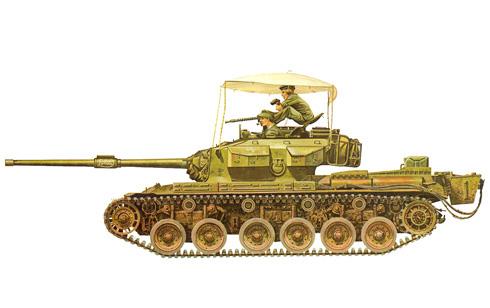 Resultado de imagen de imagen centurion carro combate