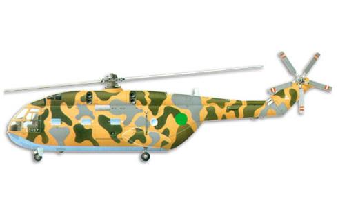 Aerospatiale SA-321G Super Frelon, Fuerza Aérea Libia.