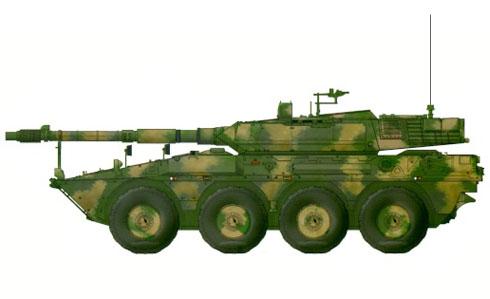 VRCC-105 Centauro, Reg. de Caballería Ligero Acorazado 'Numancia 9', Ejército Español, 2002.