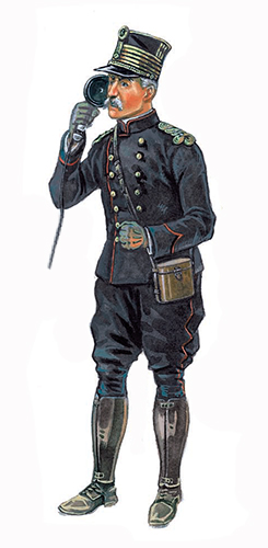 General Joseph Georges Leman, Defensa de Lieja, Bélgica, 1914.