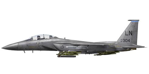 McDonnell Douglas F-15 E Eagle, 492º Escuadrón de combate, Fuerza Aérea de Estados Unidos.