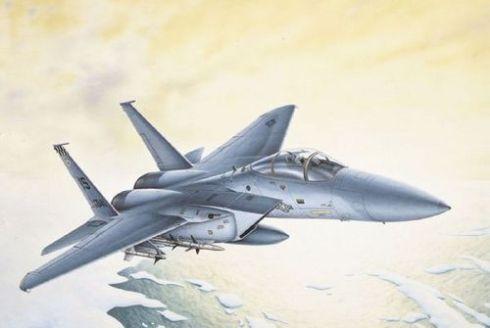 McDonnell Douglas F-15 C Eagle, Fuerza Aérea de Estados Unidos.