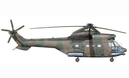 Atlas Oryx Mk.I Puma, 22º Escuadrón, Fuerza Aérea Sudafricana.