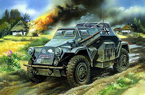 Panzerfunkwagen Sd.Kfz