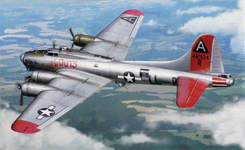 Boeing B-17G Flying Fortress ''Blood'n Guts'', Fuerza Aérea de los Estados Unidos.