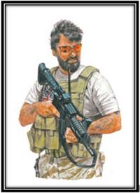 Seguridad privada Británica, Irak, 2003.
