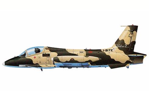 Aermacchi MB-339 K Veltro II, Aeronautica Militare Italiana (avión para promoción de ventas).