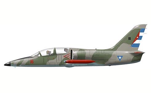 Aero L-39 C Albatros, Escuela de Aviacion Militar ''Che Guevara'', Fuerzas Aéreas Revolucionarias.