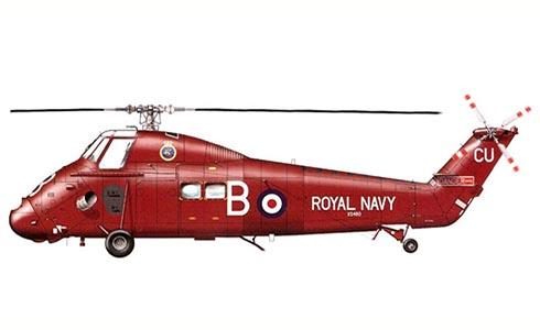 Westland Wessex HU.5, 486º Escuadrón, NAS, Culdrose, 1959.