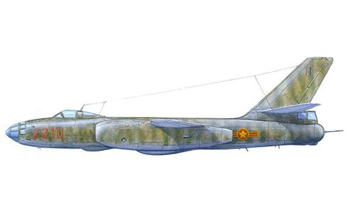Ilyushin Il-28 Beagle, Fuerza Aérea popular Vietnamita.