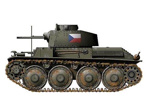LT Vz 38,