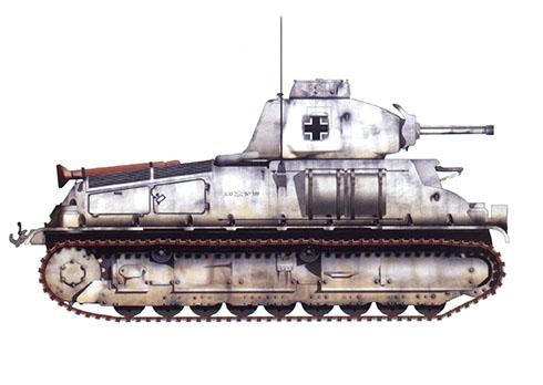 Somua S-35, 6.ª División de Montaña SS ''Nord'', Noruega, 1943.