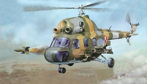 Mil Mi-2 URP-G Hoplite, Fuerza Aérea Polaca.