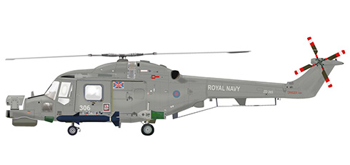 Westland Wg.13 Lynx HMA.8, 815º Escuadrón Aéreo Naval, Royal Navy.
