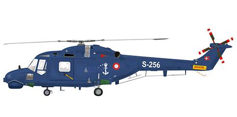 Westland Wg.13 Lynx Mk.90, Real Armada de Dinamarca (Søværnet).