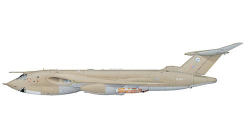 Handley Page Victor K2 del 55º Escuadrón de la RAF, Base Aérea de Marham, 1982.