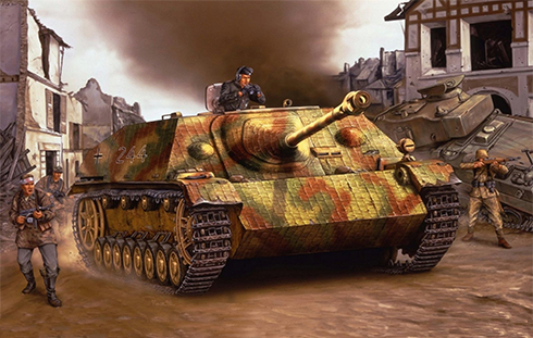 Jagdpanzer IV L/48 Sd.Kfz.162